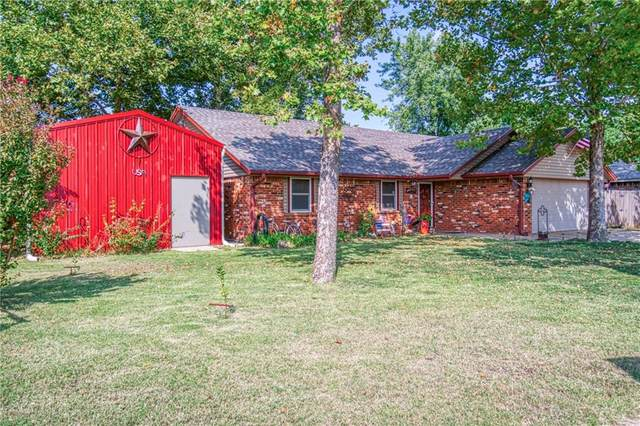 2025 W 7th Place, Elk City, OK 73644 (MLS #926991) :: Keller Williams Realty Elite