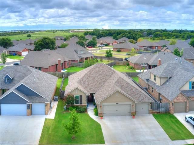 2304 Kimball Drive, Norman, OK 73071 (MLS #927006) :: Homestead & Co