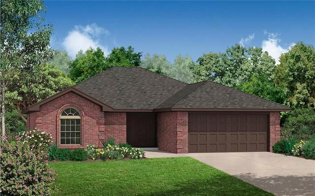 4805 Apatite Bluff Drive, Oklahoma City, OK 73179 (MLS #927055) :: ClearPoint Realty