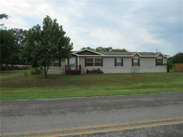213 S 2nd Street, Byars, OK 74831 (MLS #927108) :: Homestead & Co