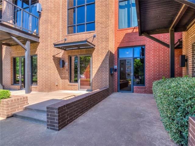 325 NE 4th #4 Street, Oklahoma City, OK 73104 (MLS #927114) :: Homestead & Co