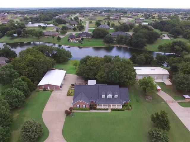 416 Heather Lane, Tuttle, OK 73089 (MLS #927123) :: Keri Gray Homes