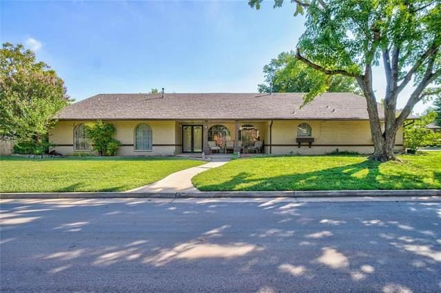 6713 Eastwood Circle, Oklahoma City, OK 73132 (MLS #927129) :: Homestead & Co