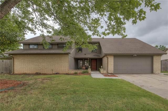 7616 NW 101 Street, Oklahoma City, OK 73162 (MLS #927133) :: ClearPoint Realty