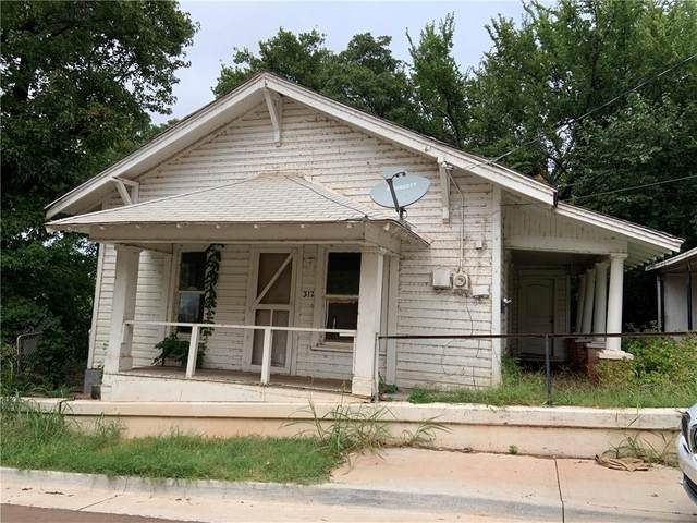 312 W Noble Avenue, Guthrie, OK 73044 (MLS #927160) :: Keri Gray Homes