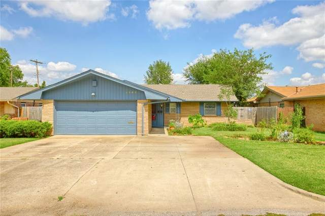5705 NW 58th Street, Warr Acres, OK 73122 (MLS #927162) :: ClearPoint Realty