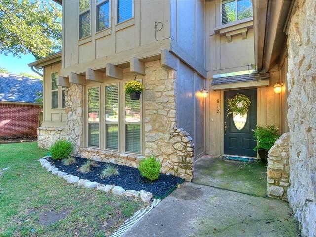 812 Marston Drive, Edmond, OK 73034 (MLS #927172) :: Homestead & Co