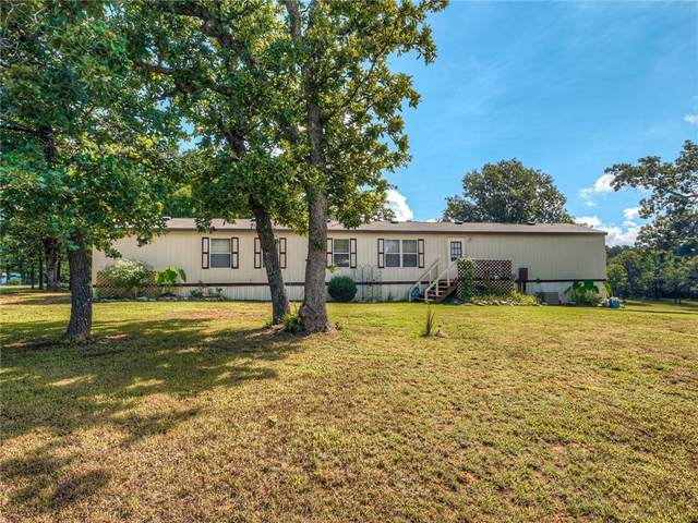 980270 S Shadowood Drive, Wellston, OK 74881 (MLS #927173) :: Homestead & Co
