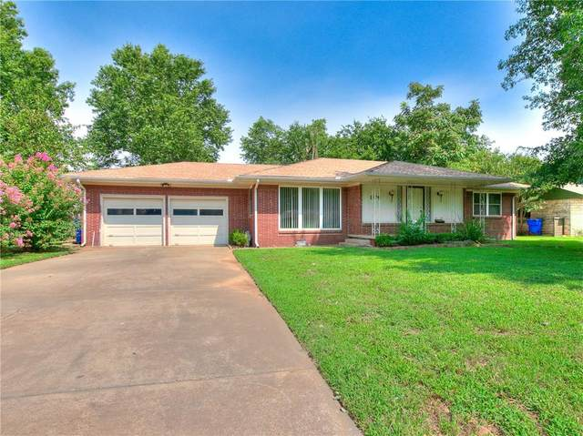 1309 Ann Arbor Drive, Norman, OK 73069 (MLS #927188) :: ClearPoint Realty