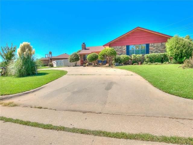2400 Stone Glen Drive, El Reno, OK 73036 (MLS #927194) :: Homestead & Co