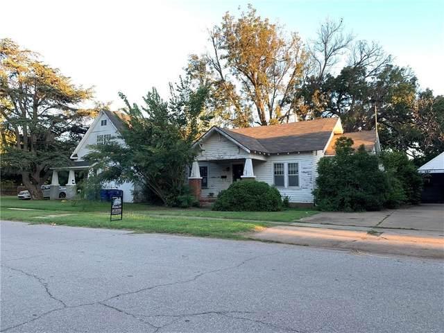 404 W Virginia Avenue, Anadarko, OK 73005 (MLS #927204) :: Homestead & Co