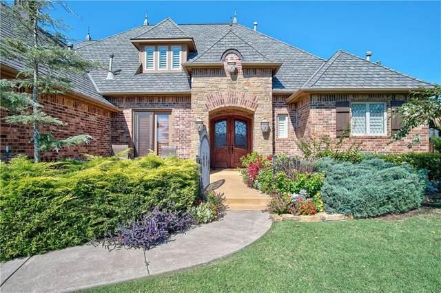 8349 NW 134th Terrace, Oklahoma City, OK 73142 (MLS #927211) :: Homestead & Co