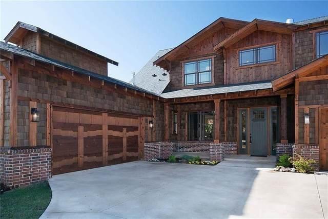 7216 Skipping Stone Drive, Edmond, OK 73034 (MLS #927212) :: Homestead & Co