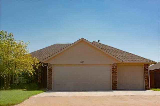 1609 S 19th Street, Kingfisher, OK 73750 (MLS #927242) :: Homestead & Co