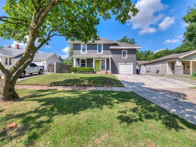 3211 N Mckinley Avenue, Oklahoma City, OK 73118 (MLS #927247) :: ClearPoint Realty