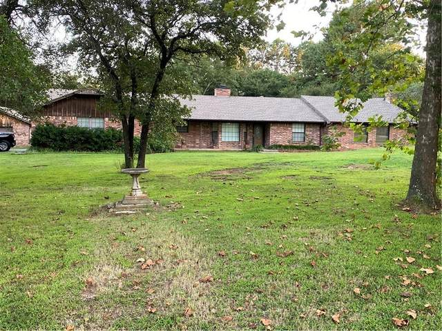 17340 Indian Nation Drive, Choctaw, OK 73020 (MLS #927267) :: ClearPoint Realty