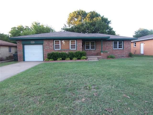 1351 Dorchester Drive, Norman, OK 73069 (MLS #927273) :: Homestead & Co