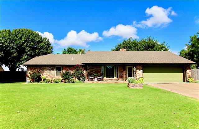 721 7th Street, Canute, OK 73626 (MLS #927279) :: Erhardt Group at Keller Williams Mulinix OKC