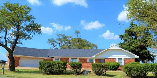 22331 E 1180 Road, Cordell, OK 73632 (MLS #927289) :: Homestead & Co