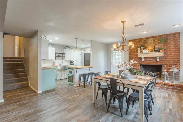 7725 NW 24th Street, Bethany, OK 73008 (MLS #927333) :: The Oklahoma Real Estate Group