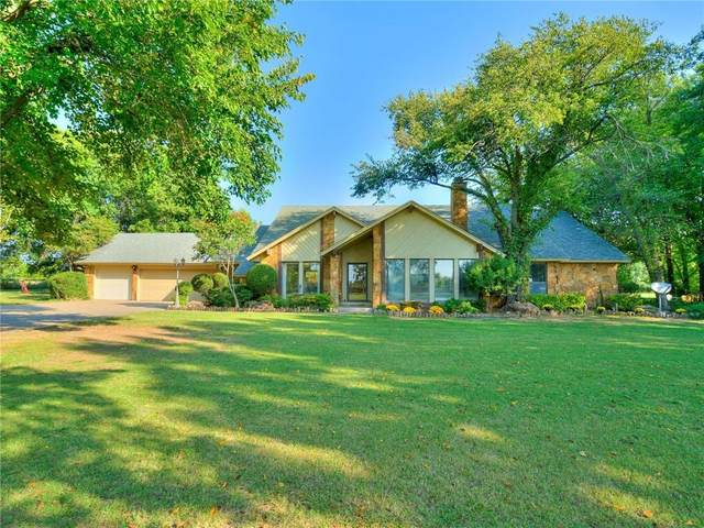 7501 SW 89th Street, Oklahoma City, OK 73169 (MLS #927341) :: Homestead & Co