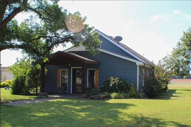 12500 New Moon Road, Perry, OK 73077 (MLS #927351) :: Erhardt Group at Keller Williams Mulinix OKC
