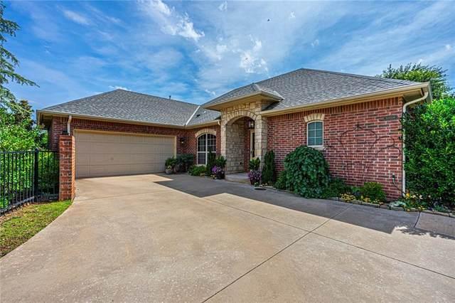 10208 Hawthorn Drive, Oklahoma City, OK 73120 (MLS #927375) :: Erhardt Group at Keller Williams Mulinix OKC