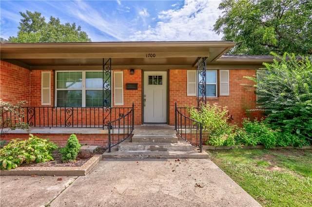 1700 N Warren Avenue, Oklahoma City, OK 73107 (MLS #927383) :: Homestead & Co