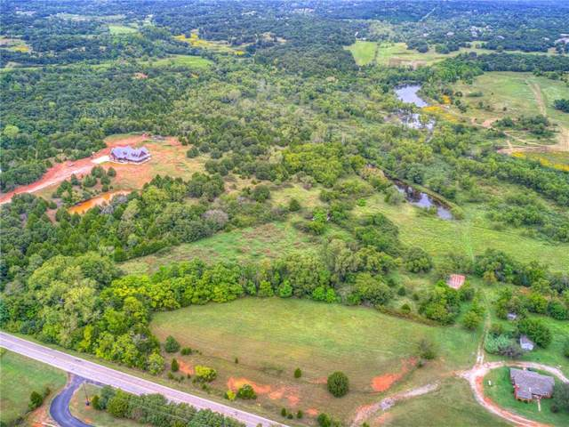 13665 SE 59th Street, Choctaw, OK 73020 (MLS #927399) :: Homestead & Co