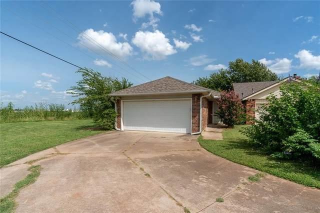 12916 Beth Court, Oklahoma City, OK 73120 (MLS #927417) :: Homestead & Co