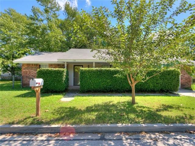 138 W Himes Street, Norman, OK 73069 (MLS #927444) :: Homestead & Co
