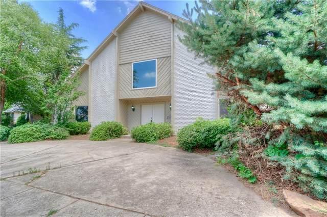 4000 Spyglass Lane, Bethany, OK 73008 (MLS #927519) :: The Oklahoma Real Estate Group