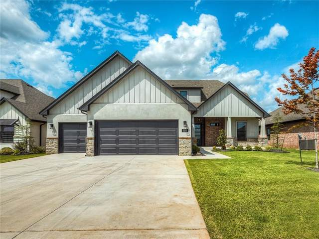 2211 Kimball Drive, Norman, OK 73071 (MLS #927524) :: ClearPoint Realty