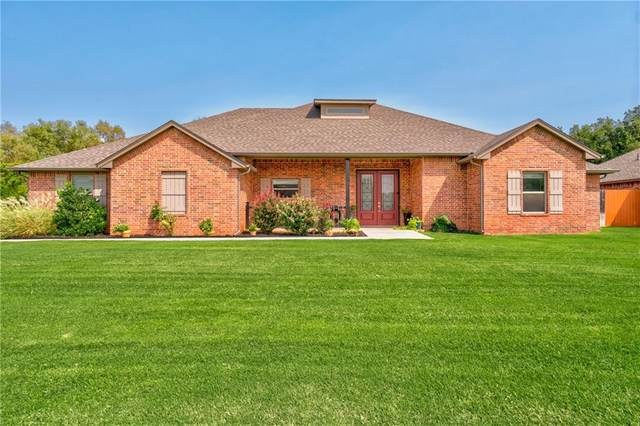 202 Valentine, Elk City, OK 73644 (MLS #927541) :: Erhardt Group at Keller Williams Mulinix OKC