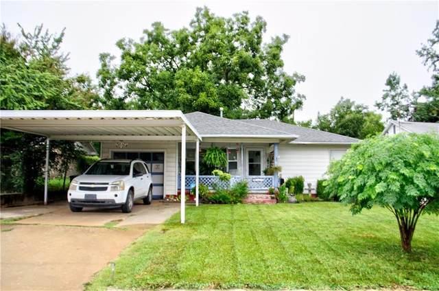 1318 E 11th Street, Shawnee, OK 74801 (MLS #927561) :: Homestead & Co