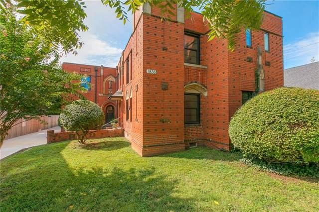 1838 NW 11th Street, Oklahoma City, OK 73106 (MLS #927572) :: Erhardt Group at Keller Williams Mulinix OKC