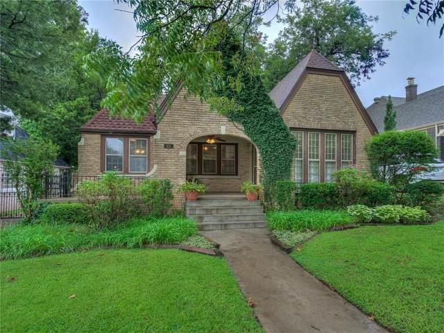 434 NW 35th Street, Oklahoma City, OK 73118 (MLS #927574) :: Keri Gray Homes