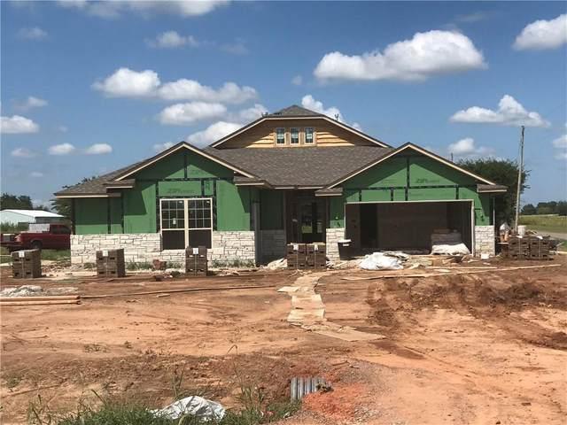 24975 Norte Road, Purcell, OK 73080 (MLS #927583) :: Keri Gray Homes