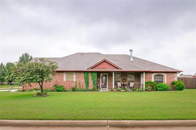 809 Tony Avenue, Perkins, OK 74059 (MLS #927603) :: Homestead & Co