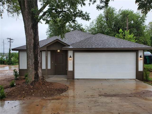 1008 N Meridian Avenue, Oklahoma City, OK 73107 (MLS #927615) :: Erhardt Group at Keller Williams Mulinix OKC