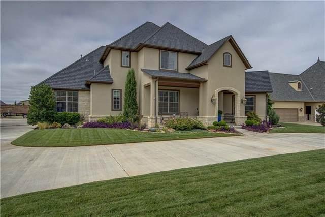 8317 NW 134th Terrace, Oklahoma City, OK 73142 (MLS #927653) :: Homestead & Co
