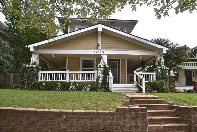1015 E Noble Avenue, Guthrie, OK 73044 (MLS #927691) :: Homestead & Co