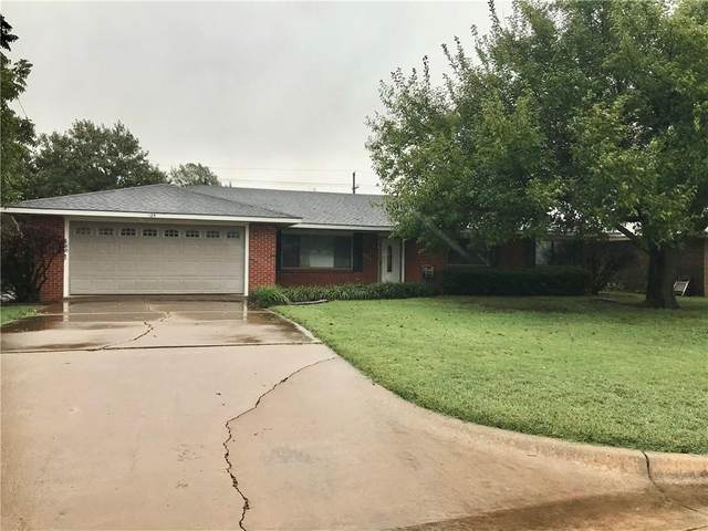 125 N Max Street, Hinton, OK 73047 (MLS #927705) :: Homestead & Co