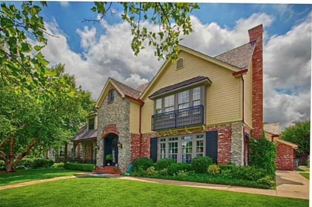 2010 Elmhurst Avenue, Nichols Hills, OK 73120 (MLS #927718) :: The Oklahoma Real Estate Group