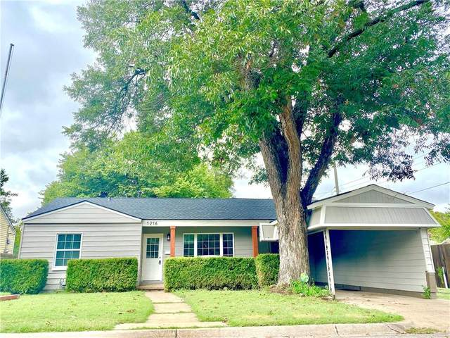 1216 S 12th Street, Chickasha, OK 73018 (MLS #927740) :: Homestead & Co