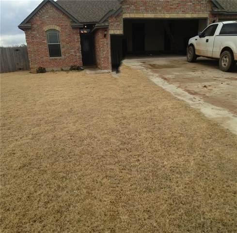 1709 Augusta Circle, Oklahoma City, OK 73099 (MLS #927747) :: Keri Gray Homes