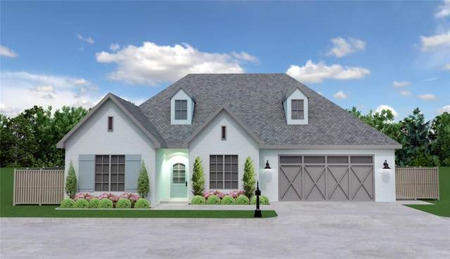 16409 La Crema Drive, Edmond, OK 73013 (MLS #927748) :: ClearPoint Realty