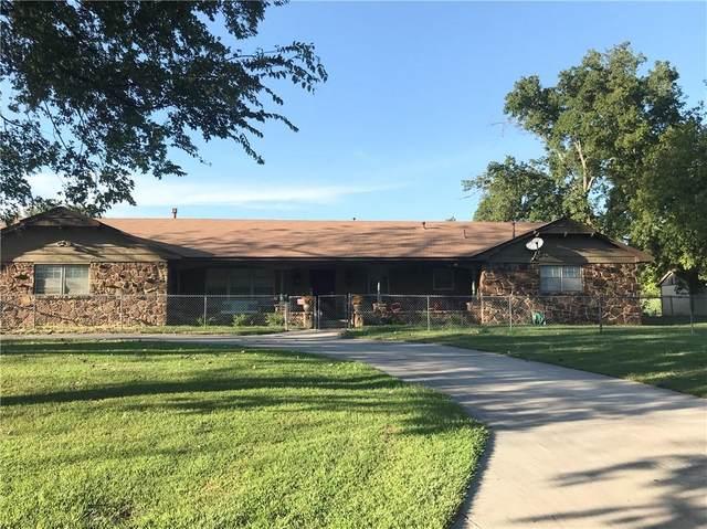 1806 W Slover Street, Shawnee, OK 74801 (MLS #927751) :: Erhardt Group at Keller Williams Mulinix OKC