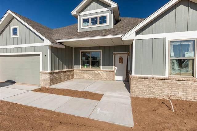 757 NE Acorn Bend, Piedmont, OK 73078 (MLS #927758) :: The UB Home Team at Whittington Realty