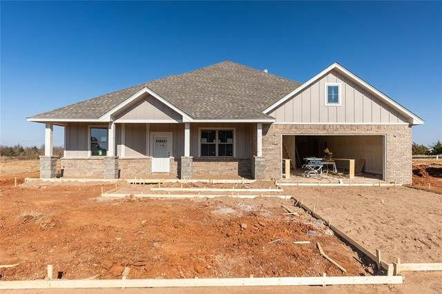 689 Acorn Bend, Piedmont, OK 73078 (MLS #927761) :: Keller Williams Realty Elite